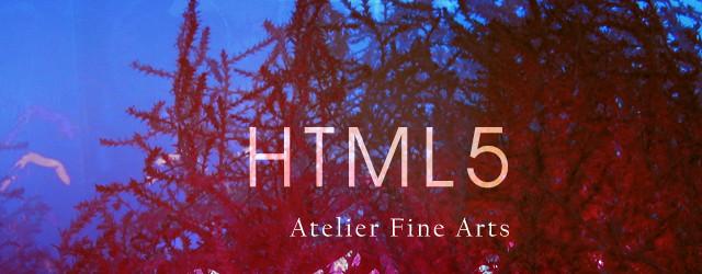 Corso di HTML5 e XHTML a Milano | Atelier Fine Arts