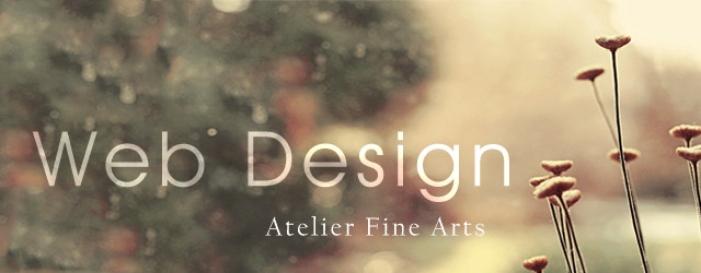Percorso di Web design | Atelier Fine Arts