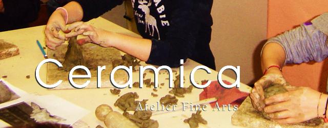 Laboratorio artistico per bambini DIPINGIAMO E MODELLIAMO INSIEME | Atelier Fine Arts