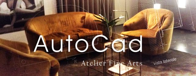 Corso di AutoCAD | Atelier Fine Arts